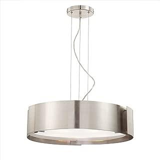 Eurofase 12531-035 Dervish 5-Light Pendant Lighting, Satin Nickel