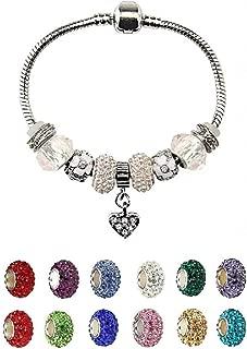 Best white pandora bracelet Reviews