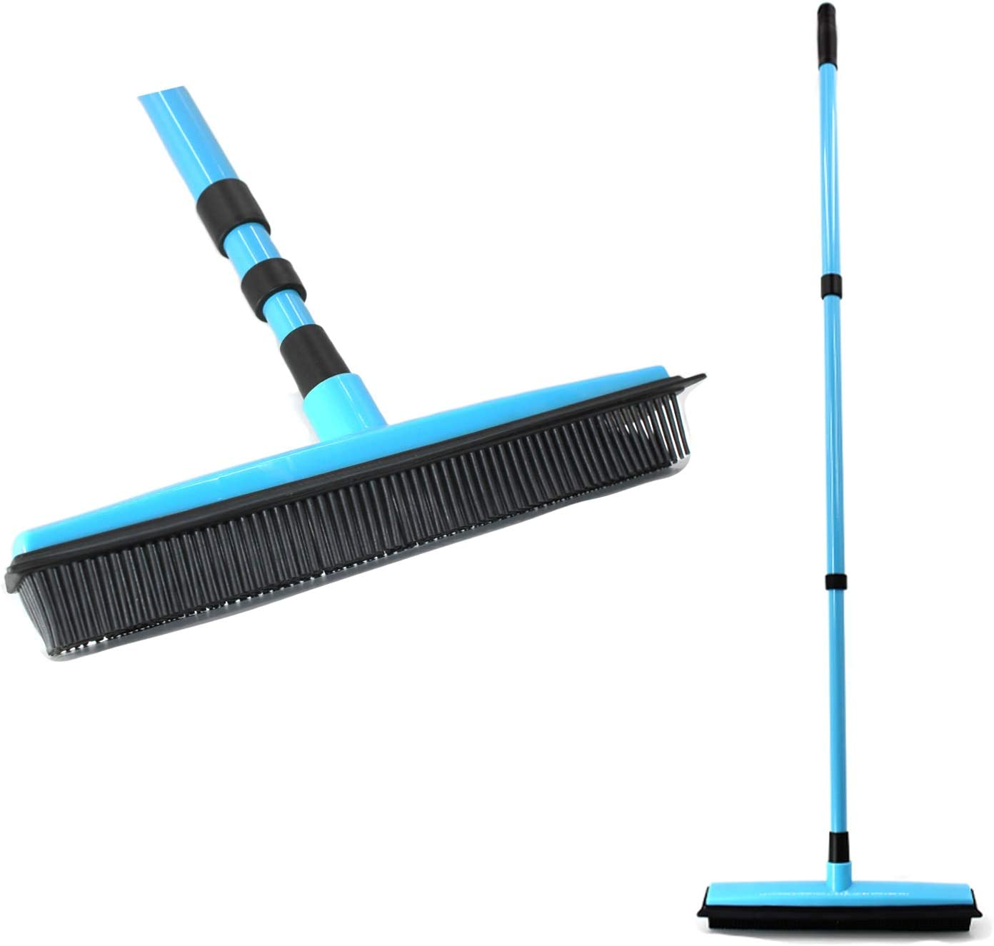 Fang Shan Fur Buster Rubber Long-awaited Broom Pet Now free shipping Squeegee with - Hair Remov