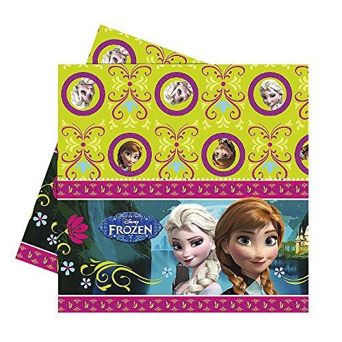 La Reine des Neiges - Disney Frozen - Party & anniversaire nappe lavable - 120 x180 cm