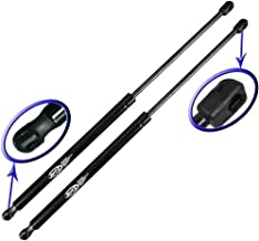 Two Rear Hatch Liftgate Gas Charged Lift Supports For 2006-2012 Kia Sedona, 2007-2009 Hyundai Entourage. With or Without Power Hatch. Left and Right Side. WGS-297-2