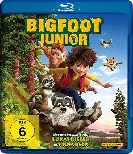 Bigfoot Junior [Blu-ray]