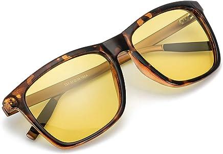 74aacc20d4e6d Myiaur Night Glasses Driving Women Polarized Len Clear Sight  Nitghttime Clondy Foggy