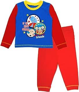 in The Night Garden Kids Long Pajamas Pjs