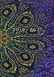 Agenda Junio 2019 - Mayo 2020: Vista Semanal | 1 Semana en 2 Páginas | 12 Meses Planificador y Calendario | A5 Planner | Caleidoscop