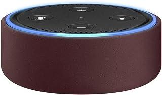 Amazon Echo Dot (第2世代) 用レザーケース メルロー
