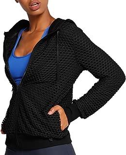 Lorna Jane Women's Manhattan L/SLV Mesh Jacket