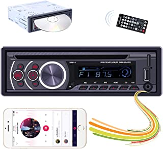 $59 » Sponsored Ad - in Dash DVD Player CD Player Single Din Car Stereo Hands Free Bluetooth Car Audio System FM Radio Receiver ...