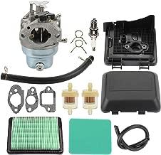 Hayskill 16100-Z0L-023 Carburetor w Repair Rebuild Gasket Air Fuel Filter for Honda GCV160 Engine HRB216 HRR216 HRS216 HRT216 HRZ216 Lawn Mower Carb Replace 16100-Z0L-853