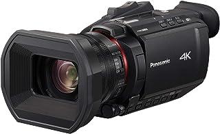 Panasonic X1500 4K Professional Camcorder with 24X Optical Zoom, WiFi HD Live Streaming, HC-X1500 (USA Black)