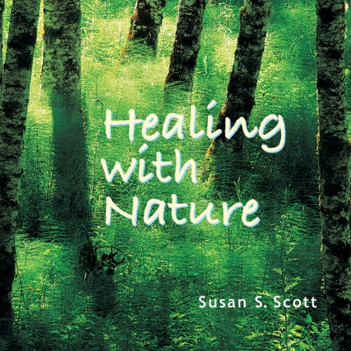 Healing with Nature audiobook cover art