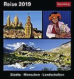 Reise - Kalender 2019: Städte, Menschen, Landschaften - Harenberg