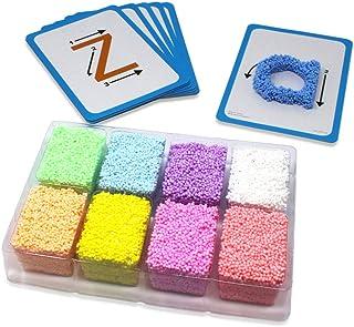 Learning Resources ESP1916-UK Playfoam Shape & Learn Lowercase Alphabet Set