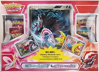 Pokemon CCG: Clash of Legends Box Darkrai & Cresselia