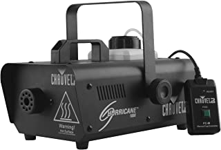 chauvet fog machine manual