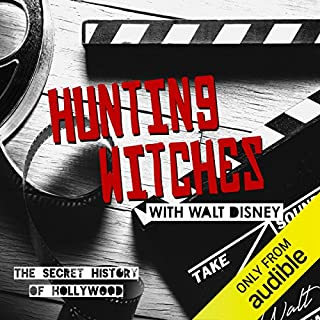 Hunting Witches with Walt Disney cover art