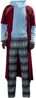 Adult Fat Thor Cosplay Casual Costume Hoodie Halloween Costume Full Set