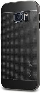 Spigen Neo Hybrid Designed for Samsung Galaxy S6 Edge Case (2015) - Gunmetal