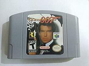 nintendo 64 james bond games
