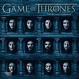 Grupo Erik Editores Game of Thrones Kalender 2017, 30 x 30 cm