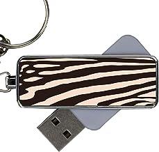 Hecho por Metal Chicos Impresión Zebra 1 Usar para USB Disk Capacity 8Gb Hermosa