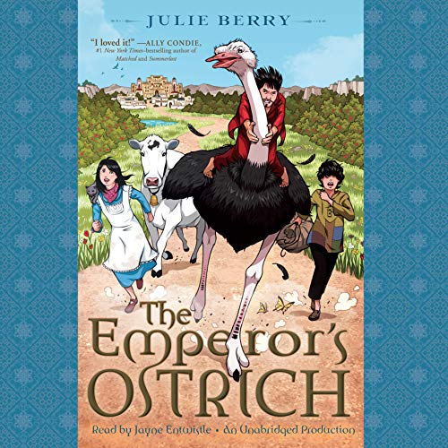 The Emperor's Ostrich cover art