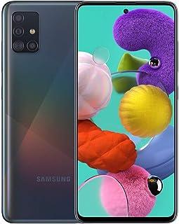 Samsung SM-A515FZKFATS Galaxy A51 128GB Smartphone, Black