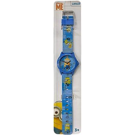 Disney Reloj analógico Minions MN015