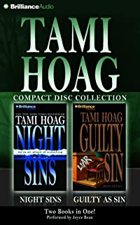 Tami Hoag CD Collection 1: Night Sins and Guilty as Sin