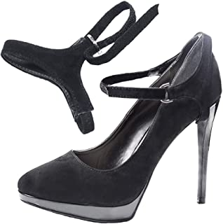 Best detachable shoe straps to hold loose high heeled shoes Reviews