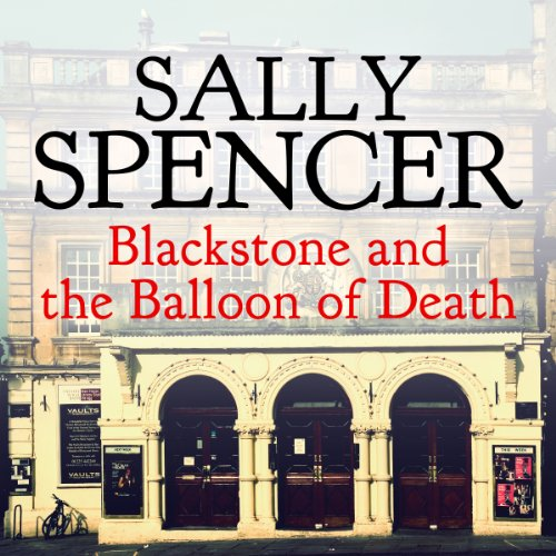 Blackstone and the Balloon of Death cover art