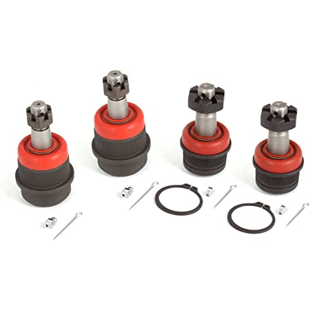 Synergy Mfg Heavy Duty Front Ball Joint Set Jeep ZJ 4120 2 upper 2 lower