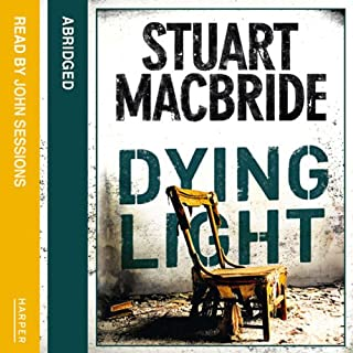 Dying Light audiobook cover art