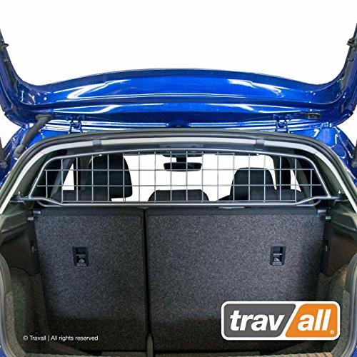 Travall Guard Hundegitter Kompatibel Mit SEAT Ibiza Fließheck und SC (Ab 2017) TDG1589 - Maßgeschneidertes Trenngitter in Original Qualität
