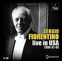 SERGIO FIORENTINO - live in USA
