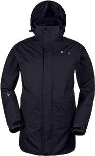 Glacier II Long Mens Jacket - Waterproof Rain Coat