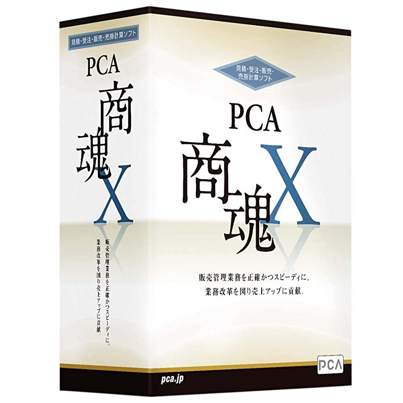 本質的にフォルダ辞任PCA商魂X with SQL 10クライアント