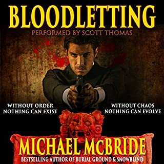 Bloodletting: A Thriller cover art