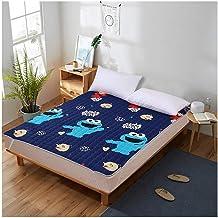 Tatami Mattress, Japanese Futon Tatami Mat Sleeping Mattress Mat Double Single Futon Mat Pad Student Dormitory Mattress Th...