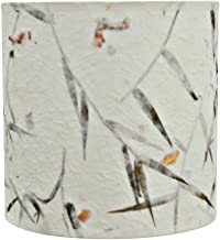 Aspen Creative 31223 Transitional Drum (Cylinder) Shaped Spider Construction Lamp Shade, 8