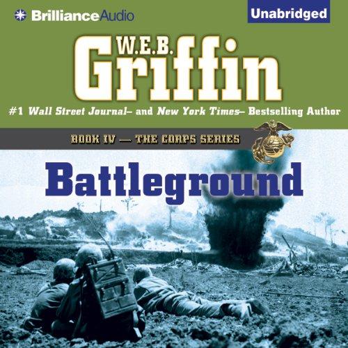 Battleground audiobook cover art