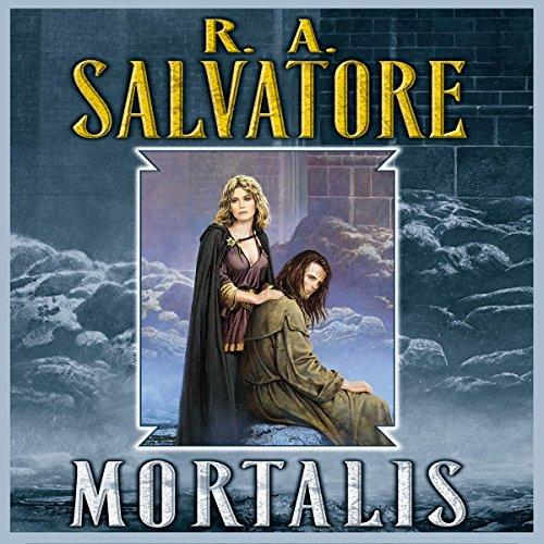 Mortalis audiobook cover art