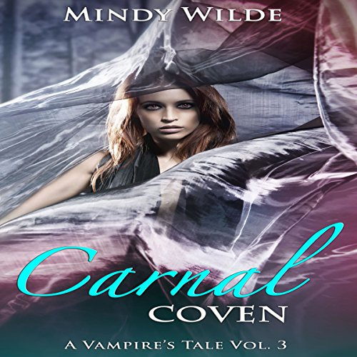Carnal Coven audiobook cover art