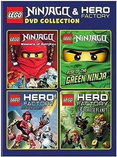 LEGO: Ninjago and Hero Factory