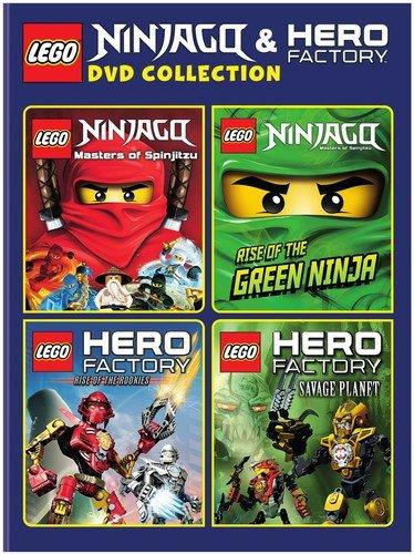 LEGO: Ninjago and Hero Factory Collection(DVD)