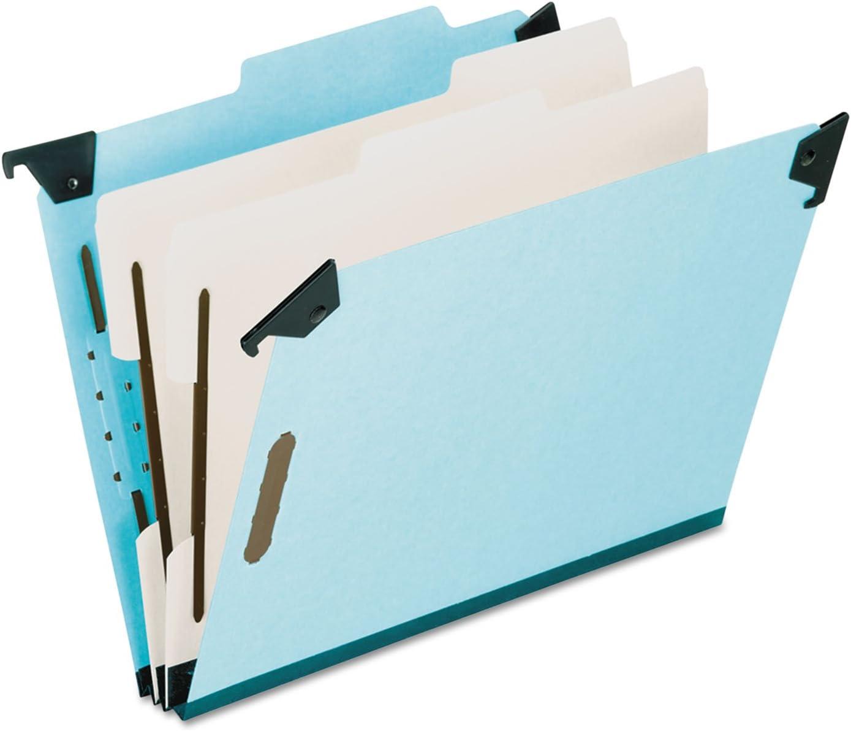 Pendaflex Latest item 59352 Pressboard Hanging Super intense SALE 6-Se Divider Classi-Folder 2