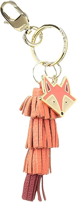 Fossil - Tassel Fox Key Fob