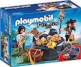 Playmobil 6683 - Piraten-Schatzversteck