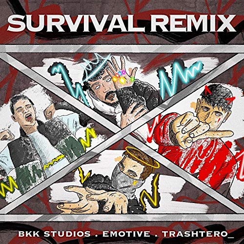 Survival (feat. Nithos, Nomad & Skeeth) [Explicit]