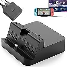 GuliKit Pocket TV Dock for Nintendo Switch, PD Protocol Avoids Brick, Hyper Trans for..